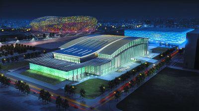 水立方变冰立方 北京五大冬奥场馆改造方案出炉